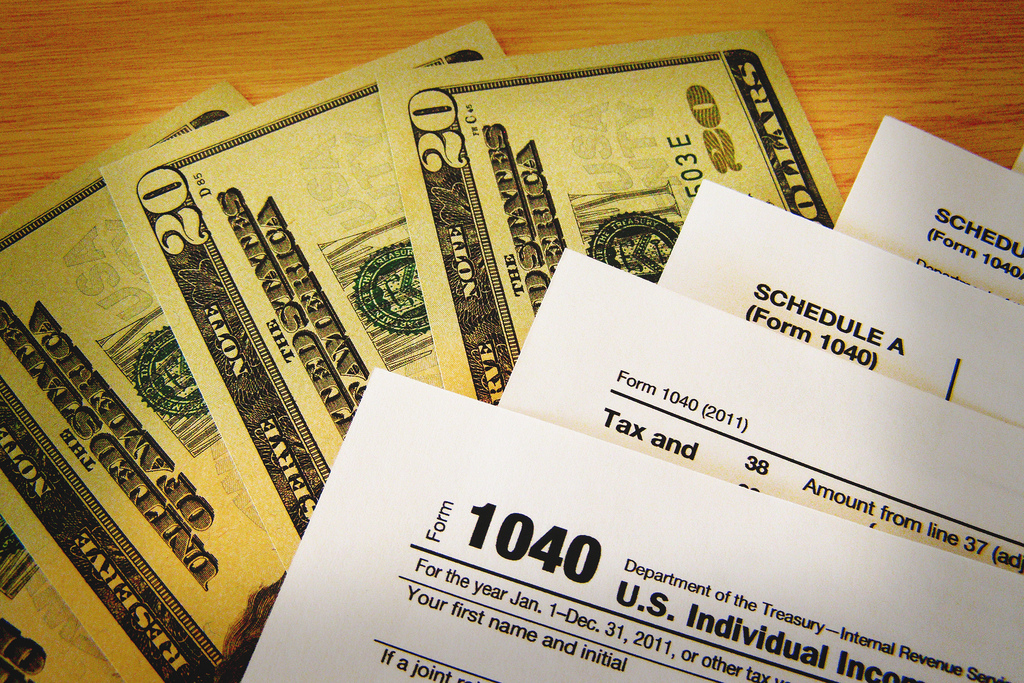 UNDER THE WIRE: last-minute tax scams