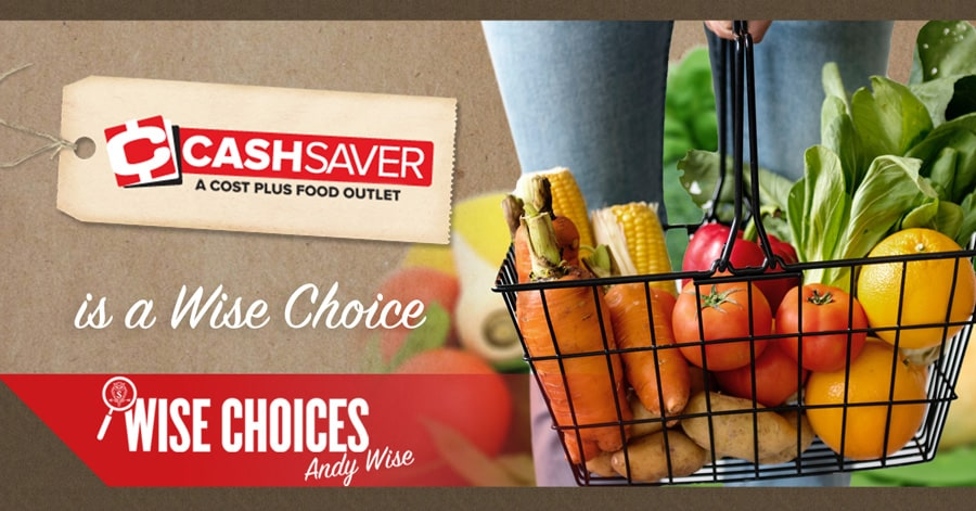 CashSaver: A Cost Plus Food Outlet