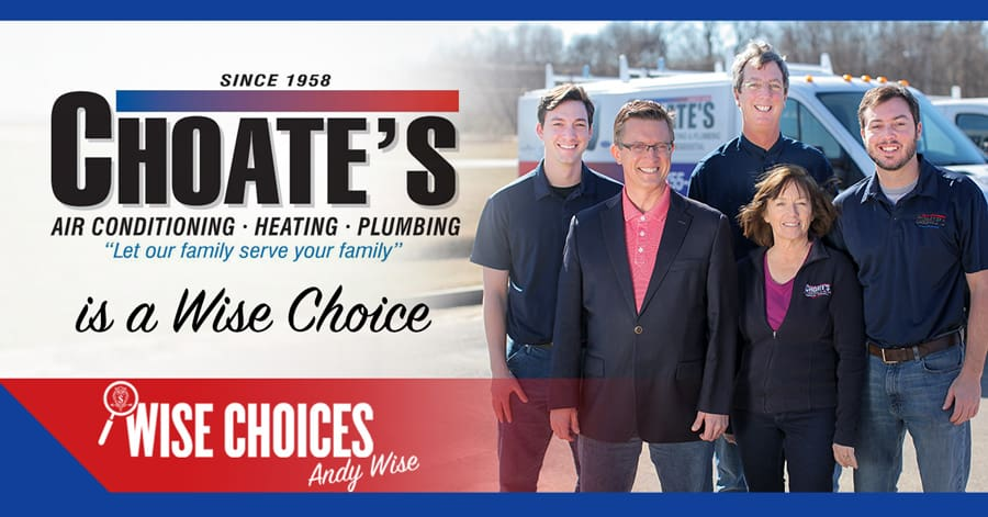 Choate's Air Conditioning, Heating & Plumbing