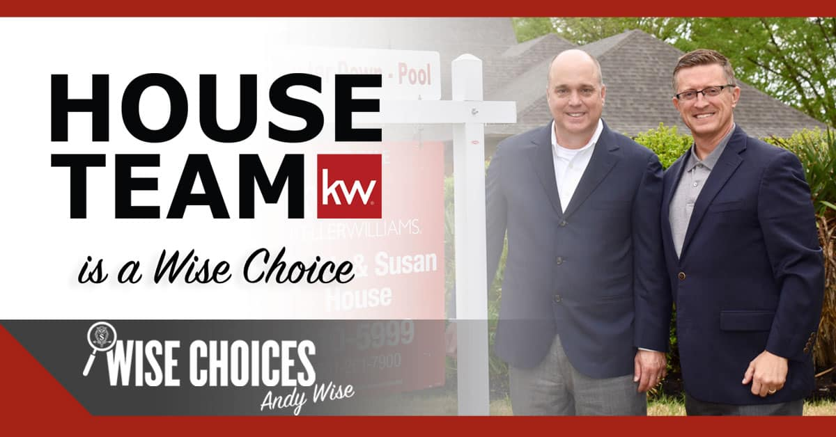 Chuck & Susan House of Keller Williams Realty