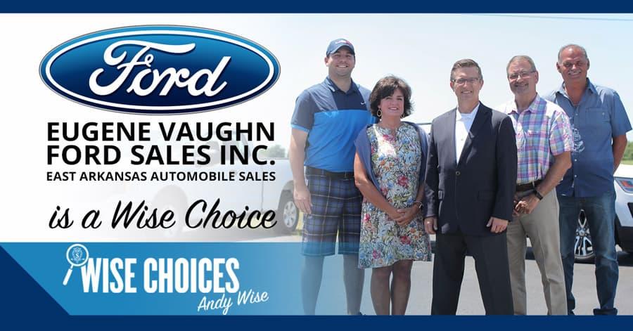 Eugene Vaughn Ford Sales Inc.