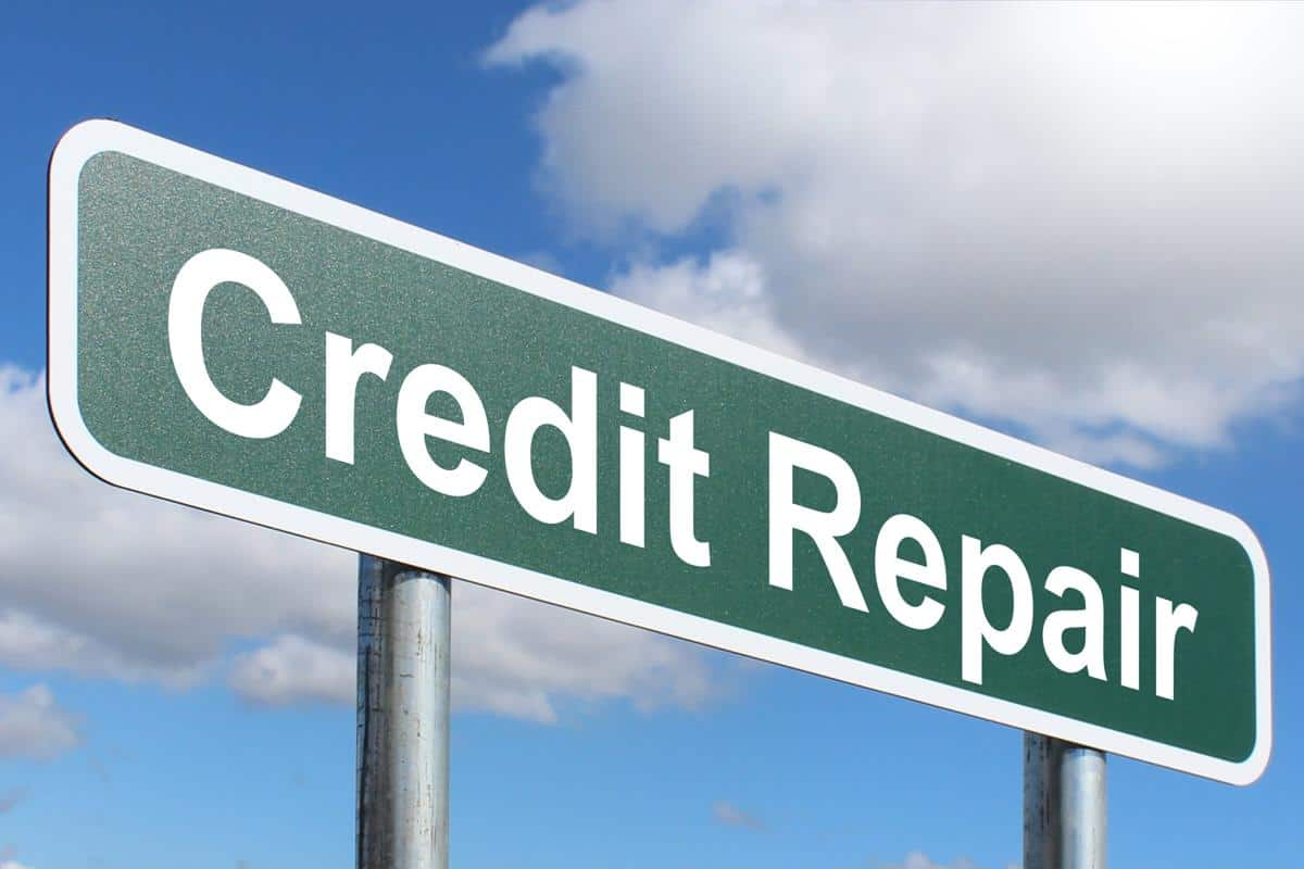Only YOU can repair your credit
